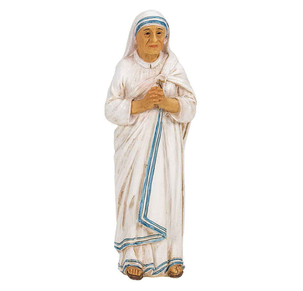 Saint Teresa of Calcutta Resin Statue