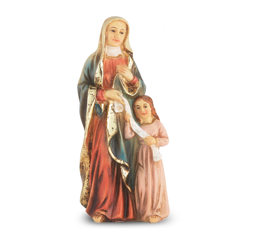 Saint Anne Resin Statue