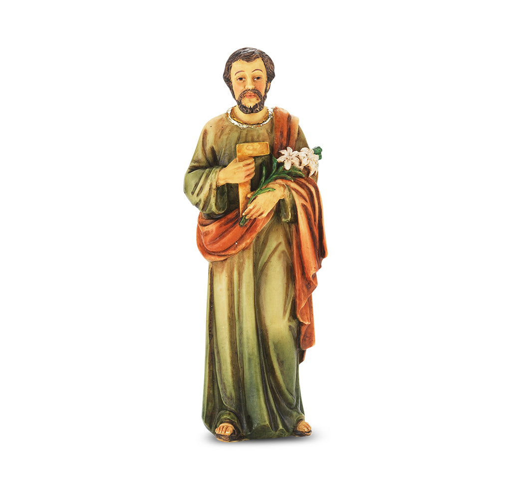 Saint Joseph the Worker Resin Statue