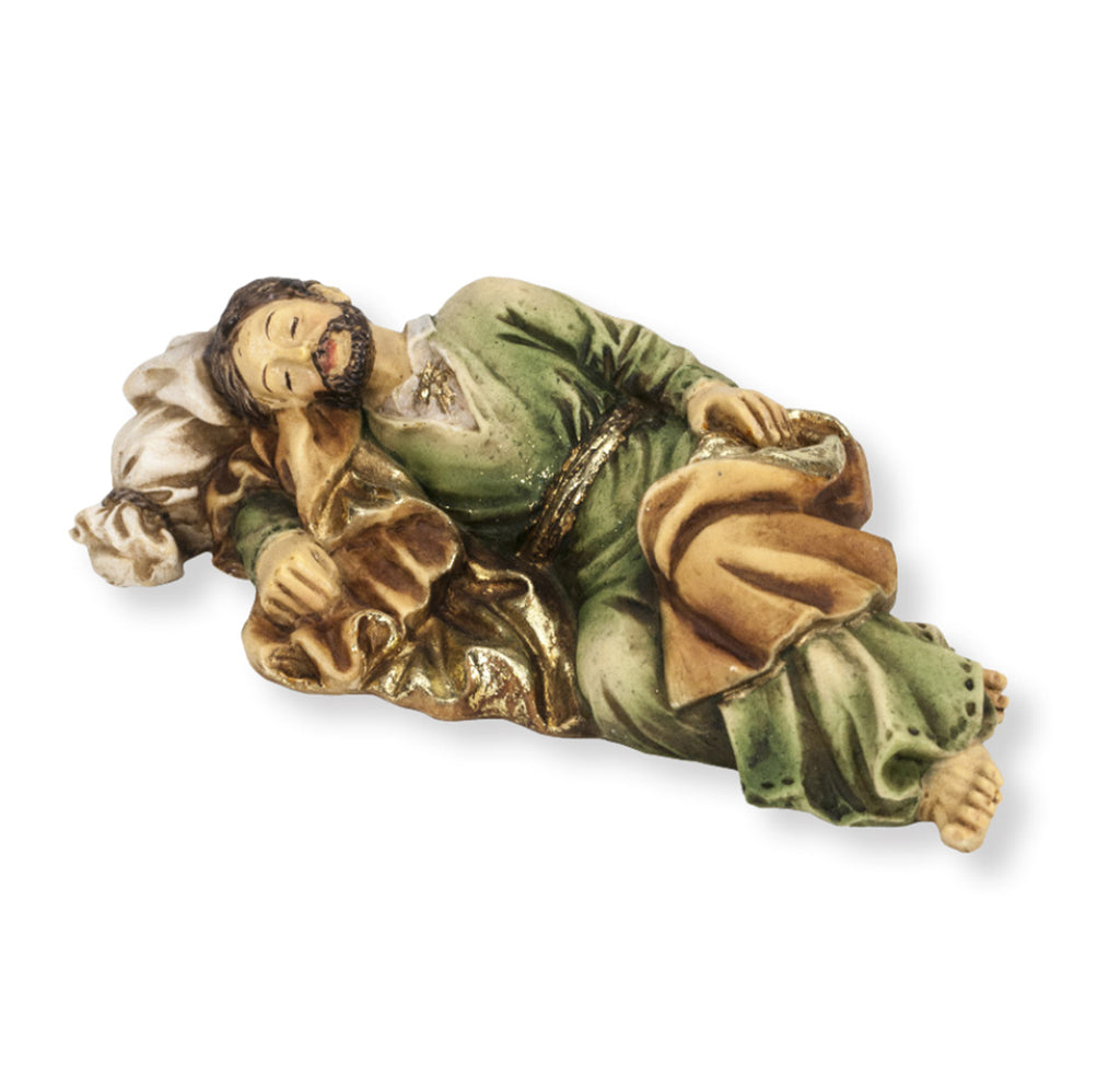 Saint Joseph Sleeping Resin Statue