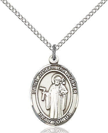 St. Joseph the Worker Pendant