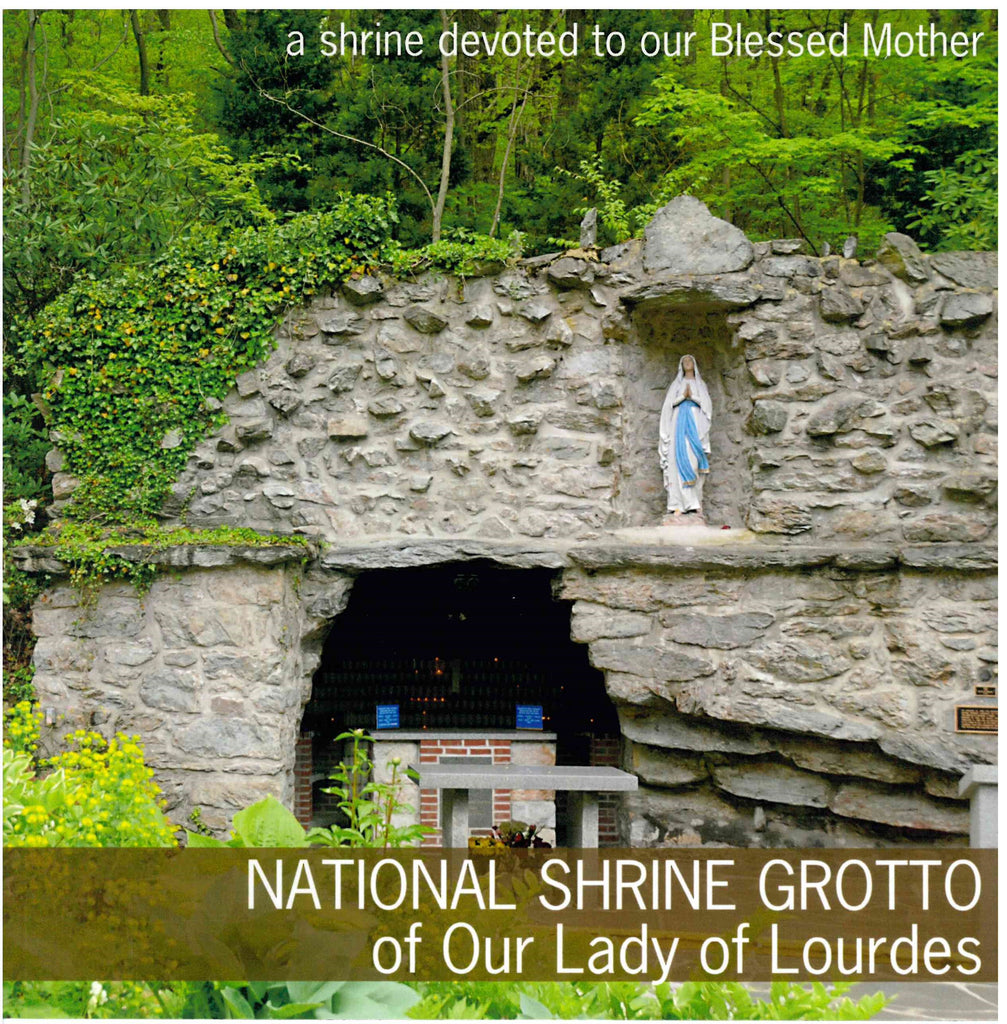 National Shrine Grotto Photo Book
