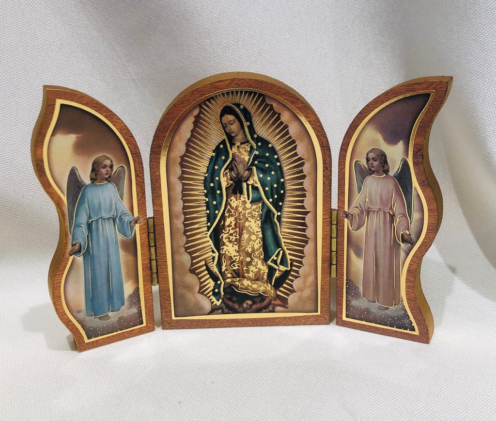 Our Lady of Guadalupe Triptych