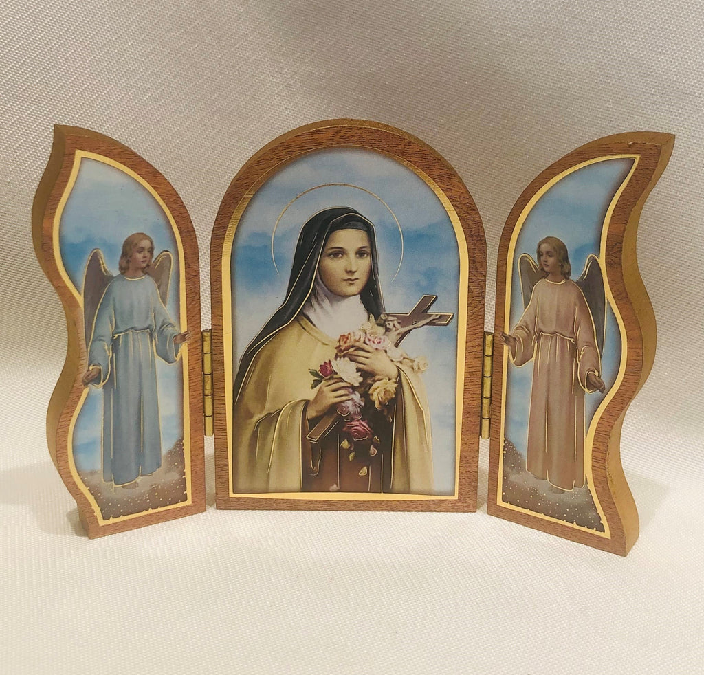 St. Therese Triptych