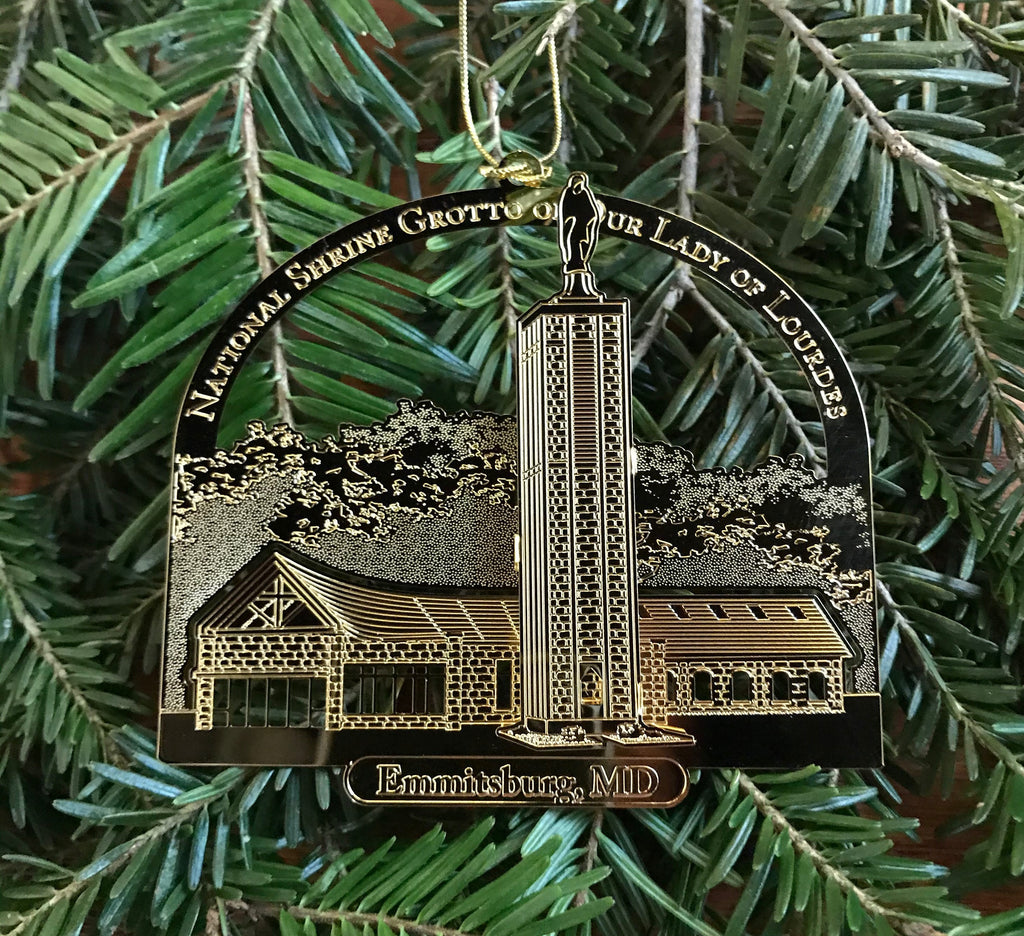 Visitors Center Ornament