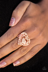 Paparazzi Find It In Your Heart - Copper - Bling It On Online