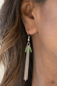 Paparazzi Desert Coyote - Green - Bling It On Online