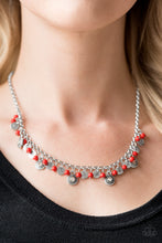 Load image into Gallery viewer, Paparazzi Fashion Formal - Red - Bling It On Online