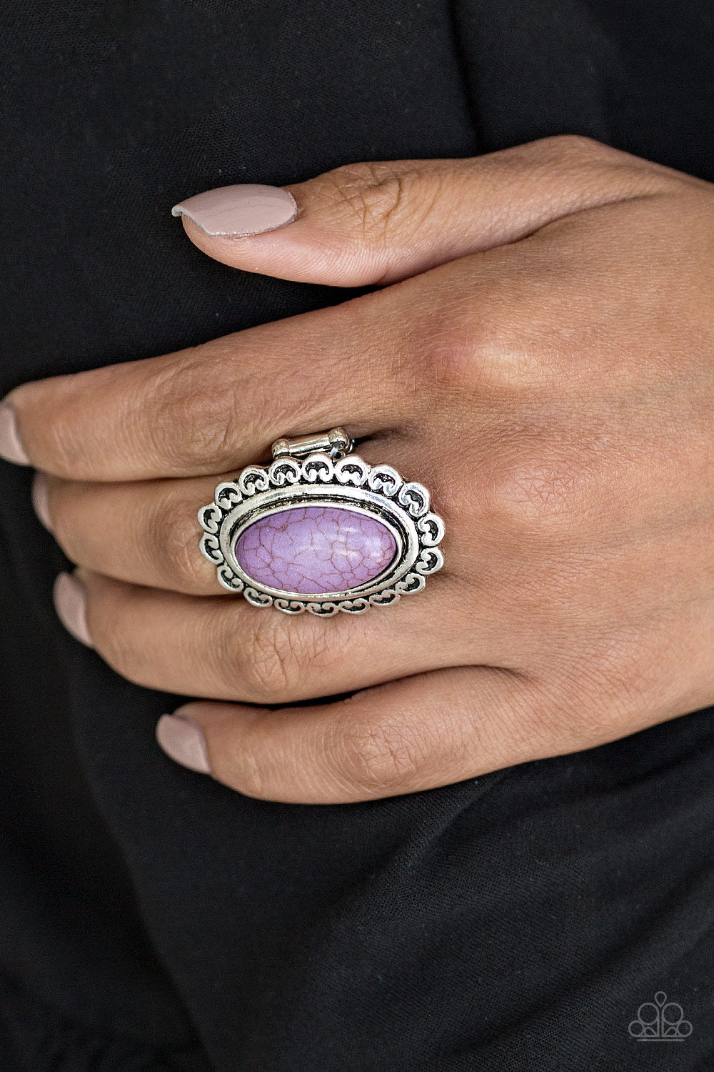 Paparazzi Madly Nomad - Purple - Bling It On Online