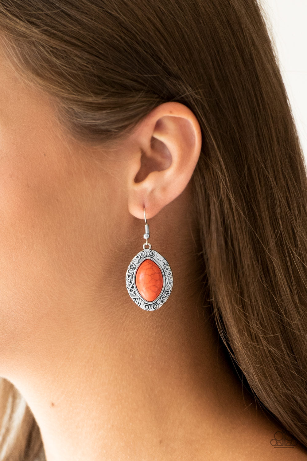 Paparazzi Aztec Horizons - Orange - Bling It On Online