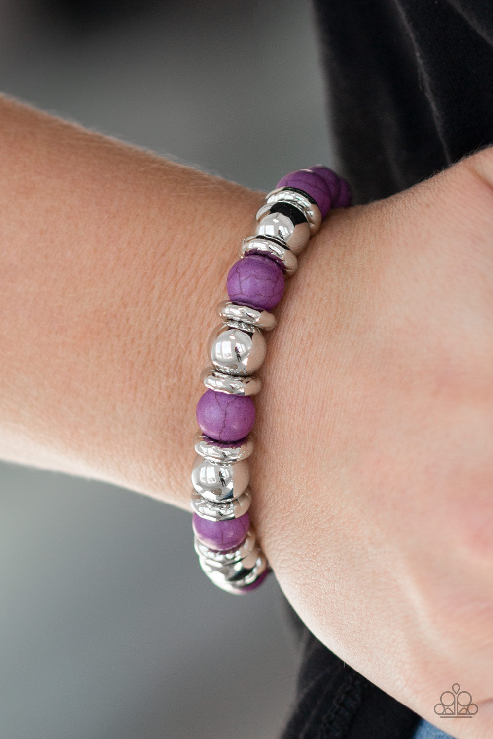 Paparazzi Across the Mesa - Purple - Bling It On Online