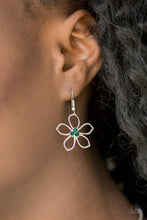 Load image into Gallery viewer, Paparazzi Hoppin Hibiscus - Green - Bling It On Online
