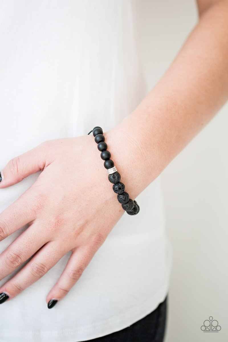 Paparazzi Keep Your Cool - Black - Bling It On Online