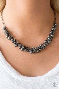 Paparazzi Belle Of The Ball - Gunmetal - Bling It On Online