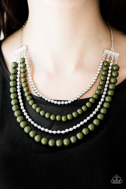 Paparazzi A FOUR-ce To Be Reckoned With - Green - Bling It On Online