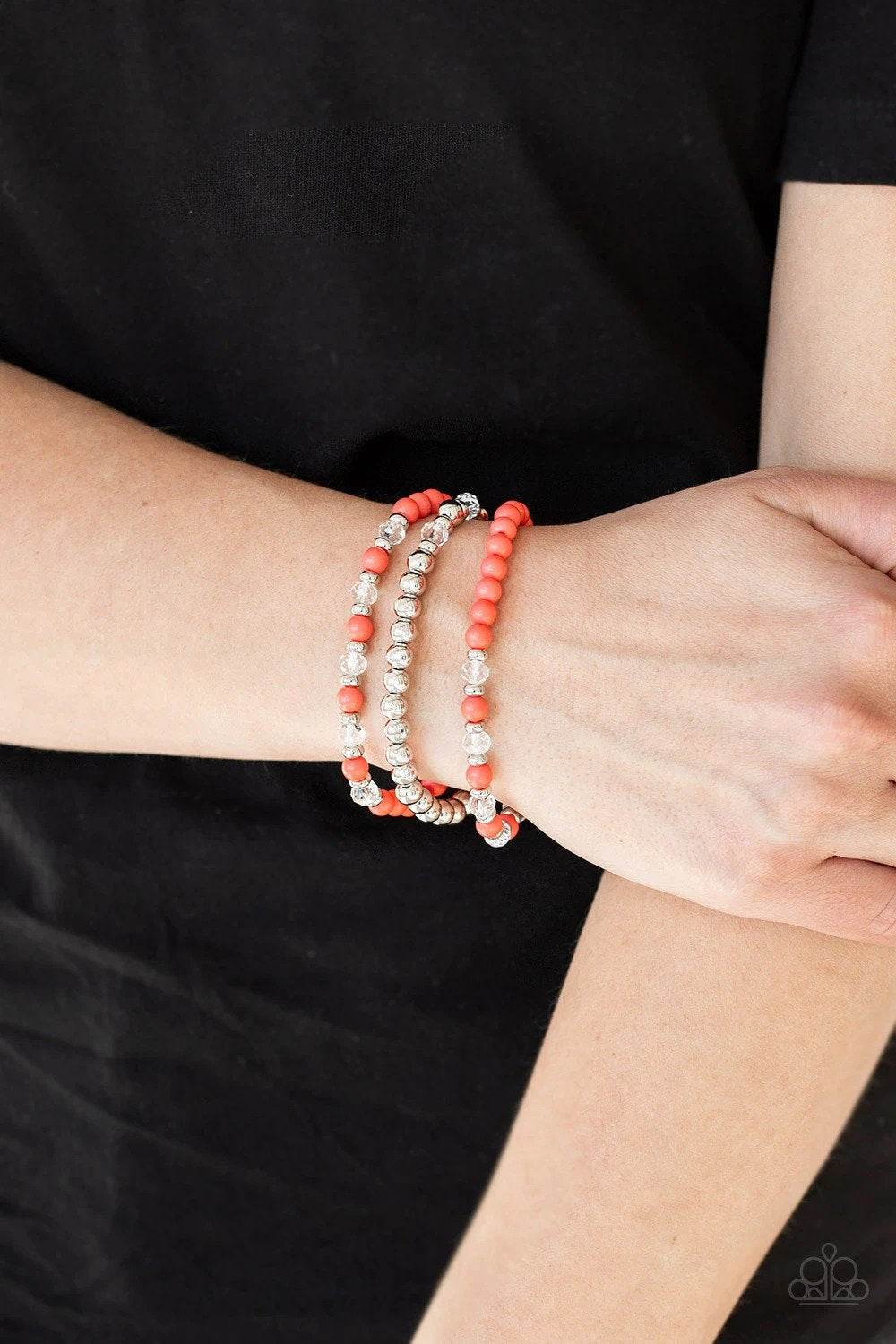 Paparazzi Irresistibly Irresistible - Coral - Bling It On Online