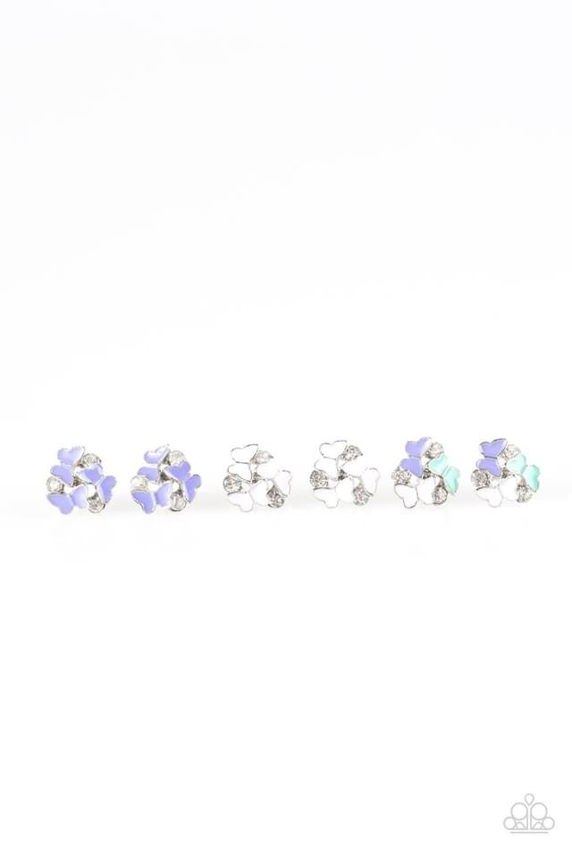 Paparazzi Starlet Shimmer Butterfly Bouquet Earring