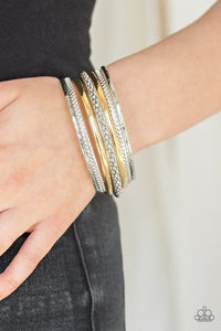 Paparazzi Hit the STACK - Silver - Bling It On Online