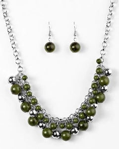 Paparazzi For The Love Of Fashion - Green - Bling It On Online