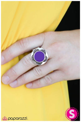 Paparazzi A Sunny Disposition - Purple - Bling It On Online