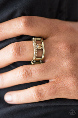 Paparazzi Be The Sparkle - Brass Ring - Bling It On Online