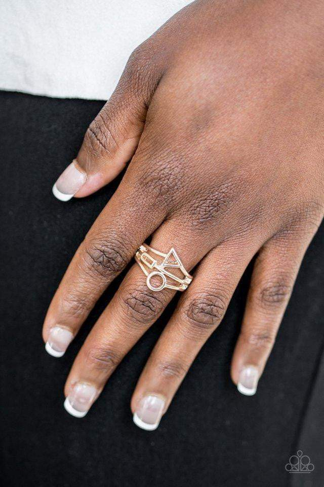 Paparazzi Better Shape Up - Rose Gold - Bling It On Online