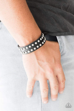 Paparazzi Biker Bold - Black - Bling It On Online