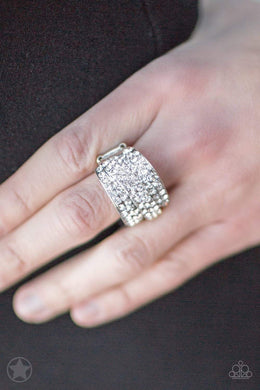 Paparazzi Blockbuster The Millionaires Club - White - Bling It On Online