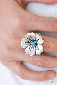 Paparazzi Boho Blossom - Blue - Bling It On Online