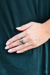 Paparazzi Born To Rule - Gunmetal - Bling It On Online