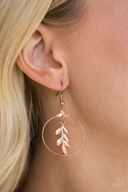 Paparazzi Branching Into Boho - Copper - Bling It On Online