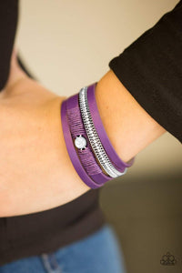 Paparazzi Catwalk Craze - Purple - Bling It On Online