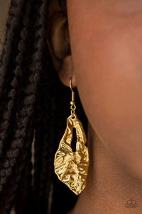 Paparazzi Cave Cavalier - Gold - Bling It On Online