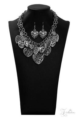 Paparazzi Cherish Necklace - 2019 Zi Collection - Bling It On Online