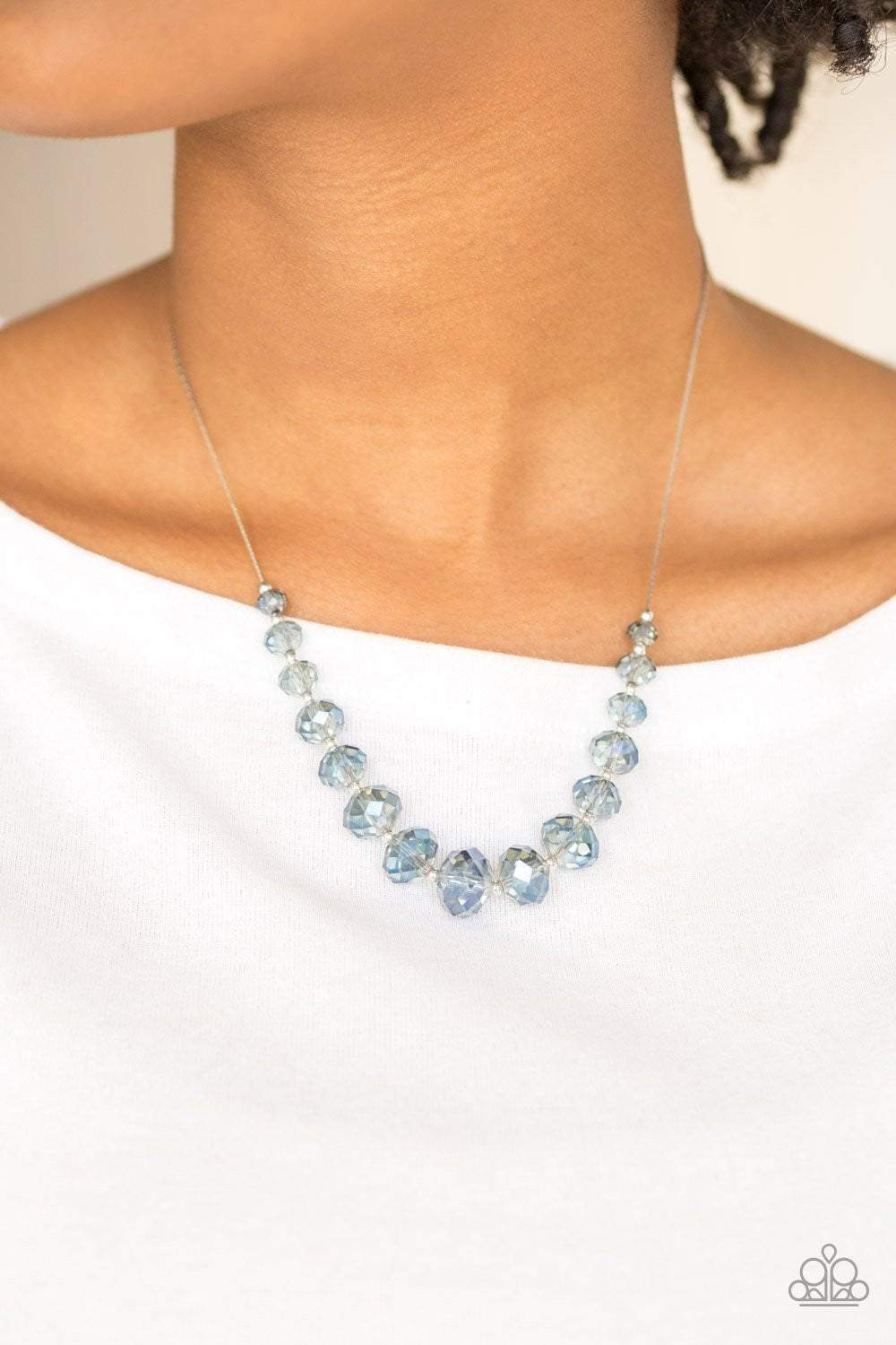Paparazzi Crystal Carriages - Multi Necklace - Bling It On Online
