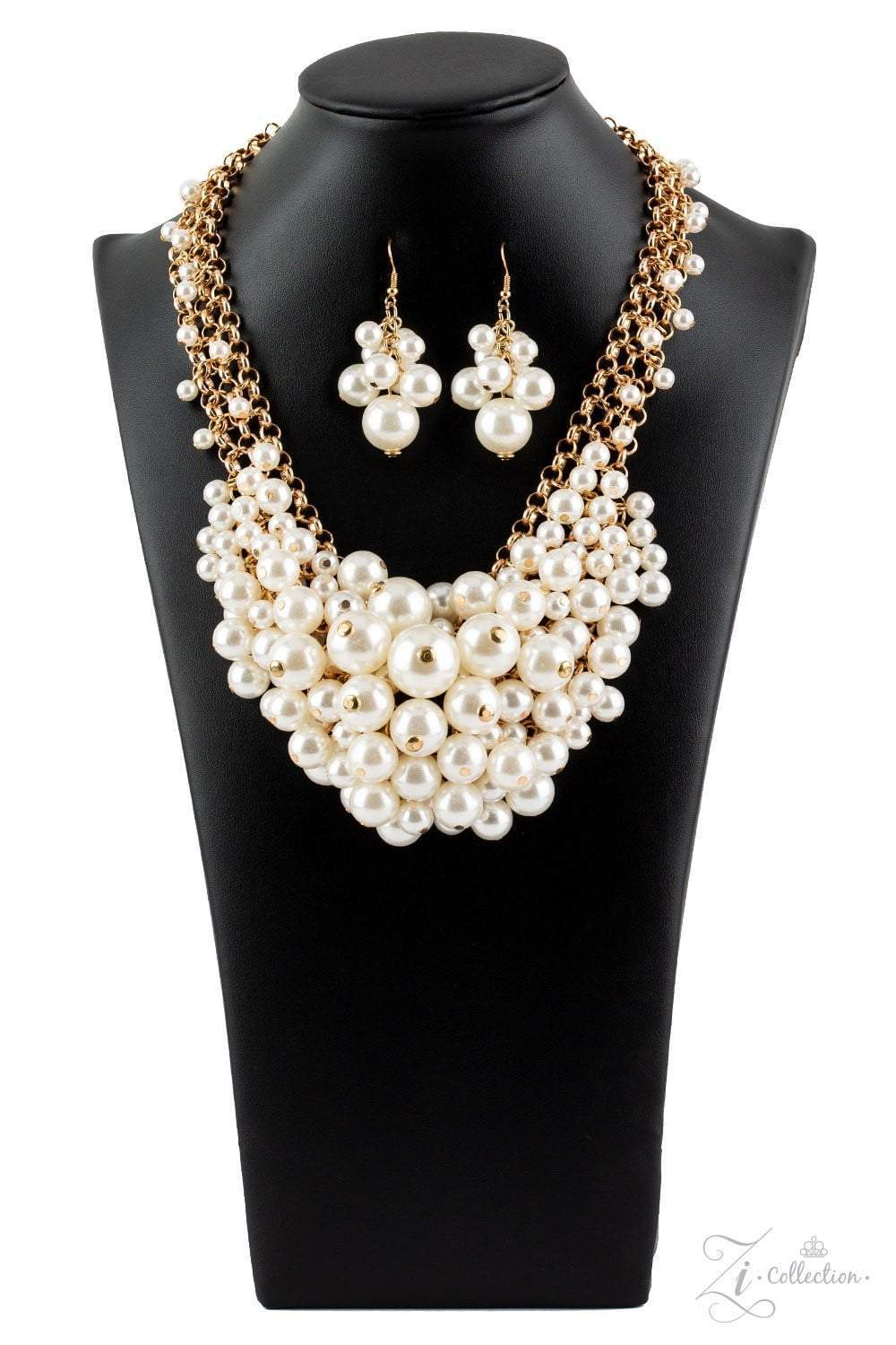 Paparazzi Exec-YOU-tive Necklace - 2018 Zi Collection - Bling It On Online