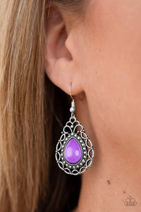 Paparazzi Flirty Finesse - Purple - Bling It On Online