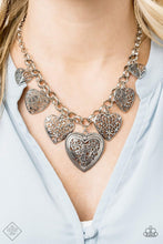 Load image into Gallery viewer, Paparazzi - Love Lockets - Silver