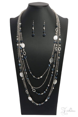 Paparazzi Harmonious Necklace - 2018 Zi Collection - Bling It On Online