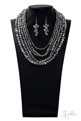 Paparazzi Knockout Necklace - 2019 Zi Collection - Bling It On Online