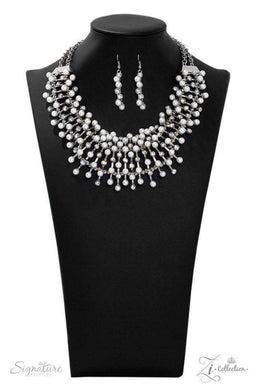 Paparazzi Leanne Necklace - 2019 Signature Collection - Bling It On Online