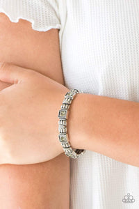 Paparazzi Metro Marvelous - Silver - Bling It On Online
