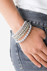 Paparazzi Metro Mix Up - Silver - Bling It On Online