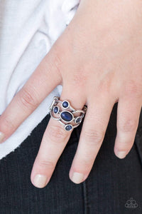 Paparazzi Moon Mood - Blue - Bling It On Online
