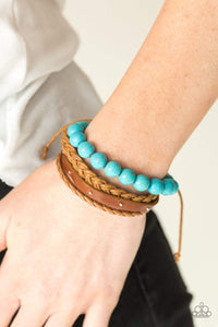 Paparazzi Natural Resource - Turquoise - Bling It On Online