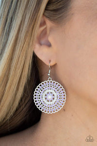 Paparazzi PINWHEEL and Deal - Purple - Bling It On Online