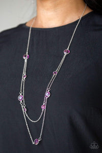 Paparazzi Raise Your Glass - Purple - Bling It On Online