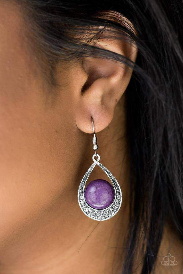 Paparazzi Richly Rio Rancho - Purple - Bling It On Online