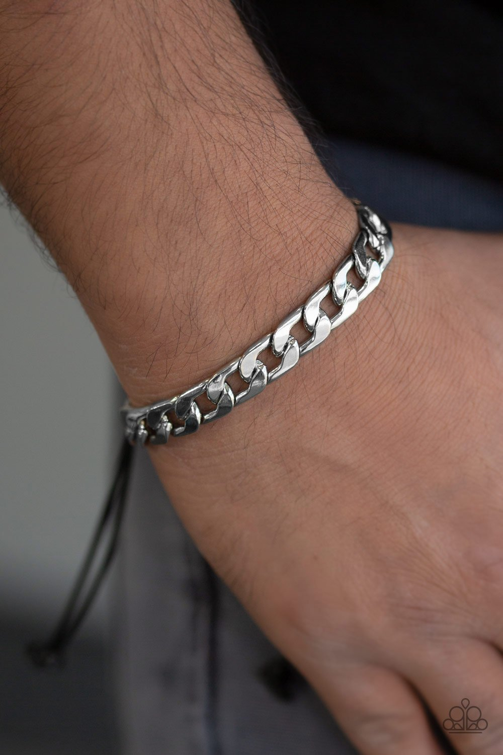 Paparazzi Score! - Silver Bracelet - Bling It On Online