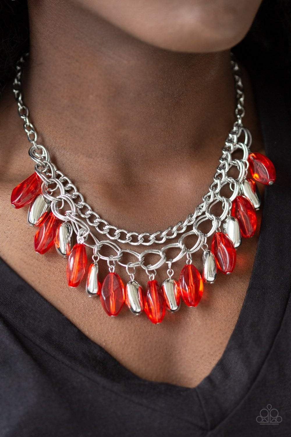 Paparazzi Spring Daydream - Red - Bling It On Online